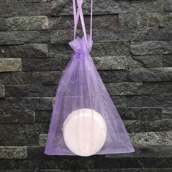 Мешочек для удобного намыливания и хранения твердых шампуней