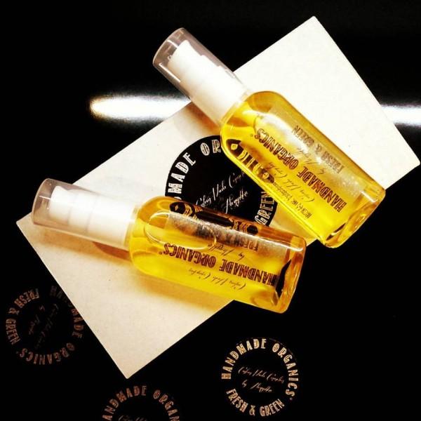 """Гидрофильное масло для снятия макияжа """"Лаванда"""""""