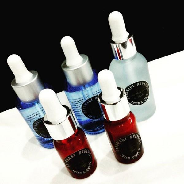 Ультрапитательное антивозрастное масло для лица, шеи и декольте