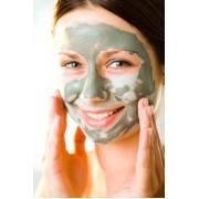 """Очищающая маска для лица """"Лаванда и Чайное дерево"""""""